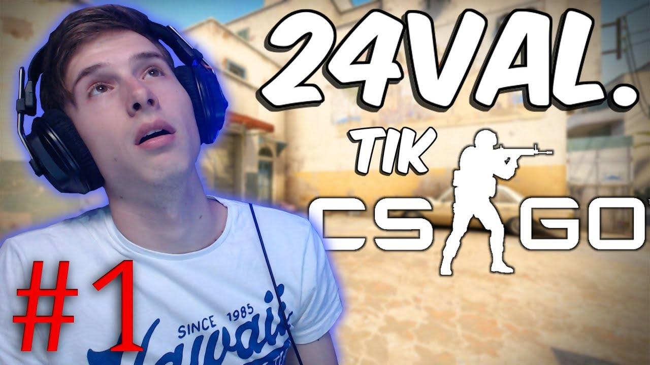 24H STREAM - TIK CS:GO [#1 Naktinė Dalis] thumbnail