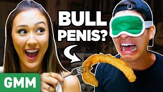 What Did We Deep Fry? ft. LaurDIY & Alex Wassabi (GAME)