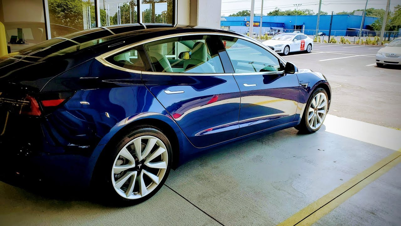 Tesla Model 3 Road Trip Battery Life Review (full Cost FL to NY)