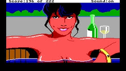 Leisure Suit Larry in the Land of the Lounge Lizards Complete Walkthrough