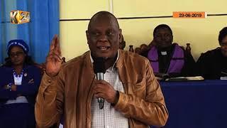 JUBILEE KWENYE NJIA PANDA: Naibu Rais amsuta katibu mkuu wa Jubilee, Raphael Tuju