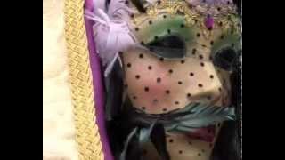 видео Венецианский карнавал масок