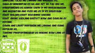 Repeat youtube video Simpleng Tulad Mo - M'PRO & DarkSide  (RapCover)