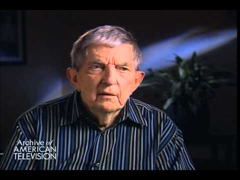 "Jonathan Frid on playing Barnabas Collins on ""Dark Shadows"" - EMMYTVLEGENDS.ORG"
