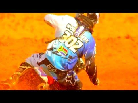 Go Pro @ Mepal Mx Motocross Track 2012