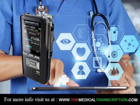 Medical transcription Specialists Congo