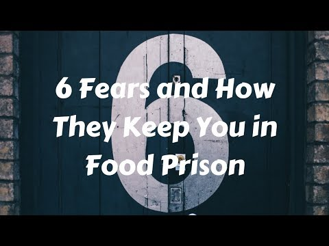 [#88] 6 Fears & How They Keep You in Food Prison | Meet Your Brains | Life with Lydia