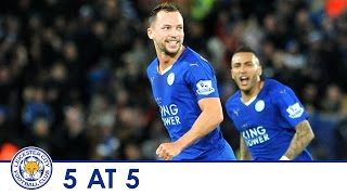 5 at 5 | five of the best passes from danny drinkwater