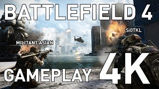 4K BATTLEFIELD 4 PC GAMEPLAY GTX 980 SLI