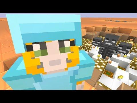 Minecraft Xbox - Stampy Flat Challenge - The Final Challenge (23)