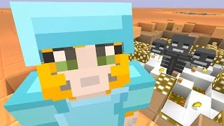 Minecraft Xbox - Stampy Flat Challenge - The Final Challenge (23)