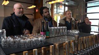The Barstool Breakfast Show Creates Their Own Custom Beer — Breakfast Vlog #2