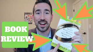 BOOK REVIEW | THE SEVEN PRINCIPLES FOR MAKING MARRIAGE WORK | JOHN GOTTMAN