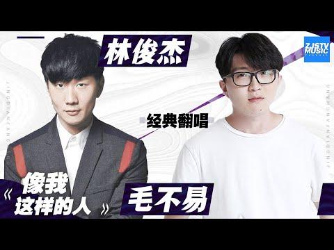 [ 经典翻唱 ] 毛不易 林俊杰《像我这样的人》 /浙江卫视官方HD/