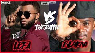 BLACK M VS LEFA THE BATTLE #4