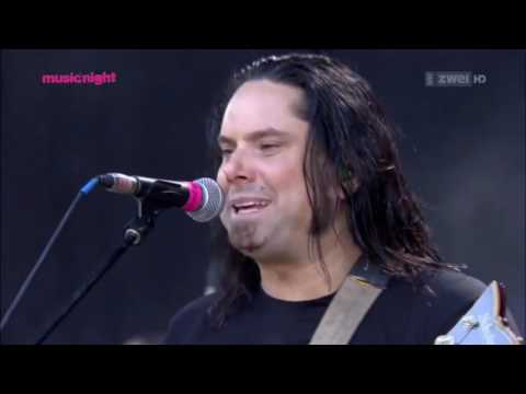 Seether - Gasoline Live On Open Air Gampel