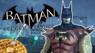 BAT-BULGE   Batman: Arkham Knight