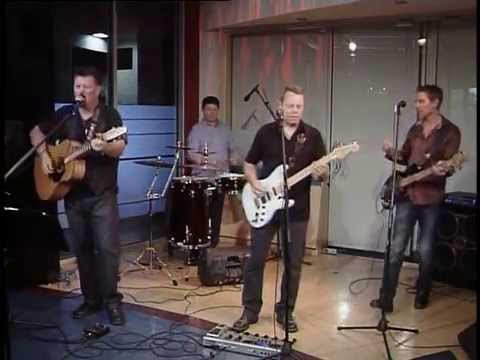 """gorden james and the GOOD GUYS BAND on """"The Seen"""""""
