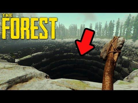 THE FOREST - Em busca da entrada para o BURACO GIGANTE | Ep.21 (Co-op Survival Horror)