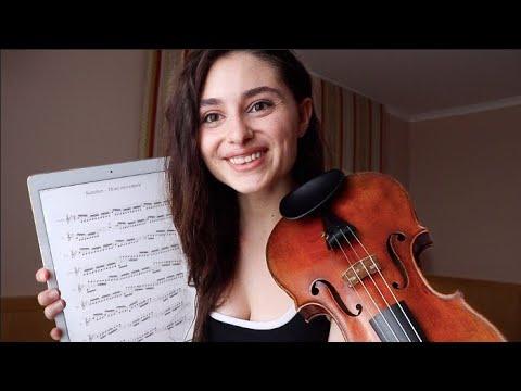 Watch Me Practice - Vivaldi Summer