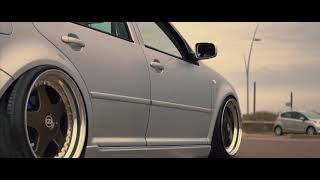 Connor Darking's - 234BHP Bagged Volkswagen Bora