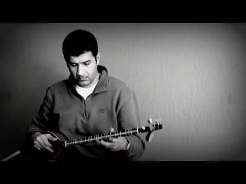 Setar solo- Amir Nojan- Dashti تکنوازی سه تار: امیر نوژن، دشتی