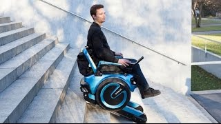 Scewo - creating a stair climbing wheelchair
