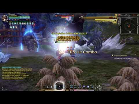 "Dragon Nest INA ""R"" ~ Awakening Sniper Gameplay [PvE]"