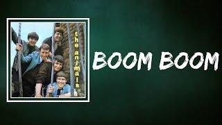 The Animals - Boom Boom (Lyrics)