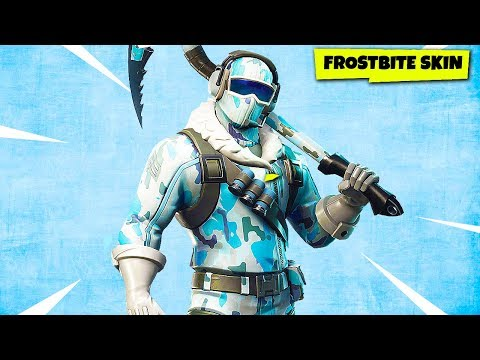 How to Unlock FROSTBITE SKIN in Fortnite  Chaos