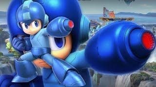 MEGAMAN IS A MEGA FAIL! - Super Smash Bros. Ultimate with Oshikorosu!