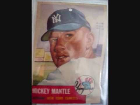 Mickey Mantle Card Show : I Love Mickey Song