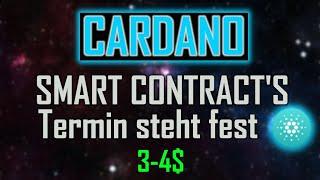 CARDANO jetzt bald 3-4$ ? 12.09.21 steht fest ! | ETHEREUM update | Krypto News