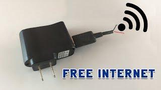 New free internet 100% - Best idea free wifi internet 2019