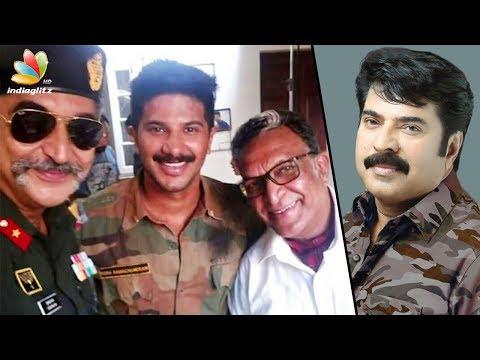 ആർമിക്കരാനായി ദുൽഖർ | Dulquer Salmaan''s Army look goes viral | Solo Movie
