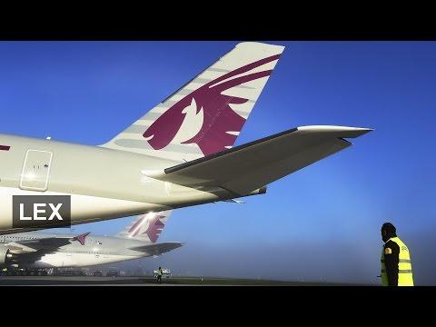 Why has Qatar Airways taken an IAG stake? | Lex
