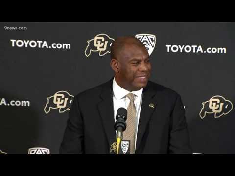 Mel Tucker Introduced As Colorado Buffaloes Head Football Coach