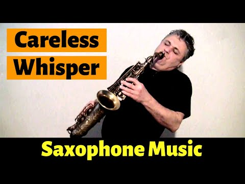 careless-whisper---saxophone-music-and-backing-track-download