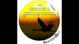 Holger Brauns & Dr  Berger - One (Moinzen Remix)