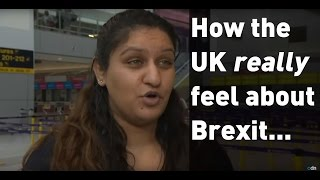 How the UK public really felt about Brexit