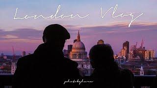 하루 ✈ Travel Vlog :) ✈ 영국 런던 여행…