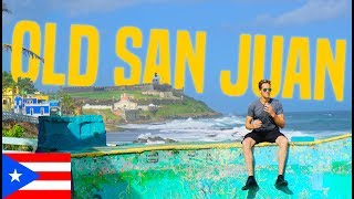 The best of OLD SAN JUAN, PUERTO RICO (watch before you go)