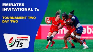 Emirates Invitational 7s - 8th/9th April 2021 - DAY TWO