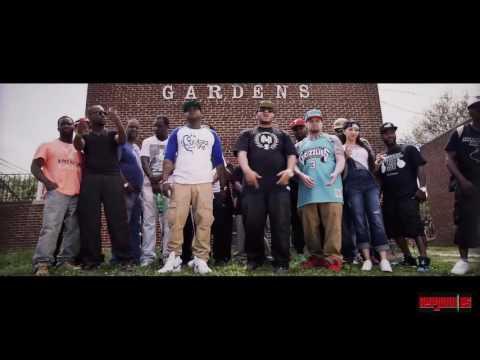 Rapjunkies Presents: Welcome To Camden DVD Vol 1