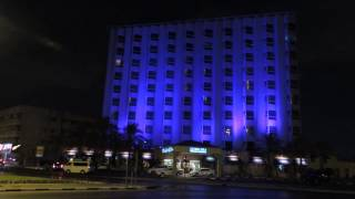 Facade Lighting - Chealsea Plaza - by Super Way Professional Facade Lightings