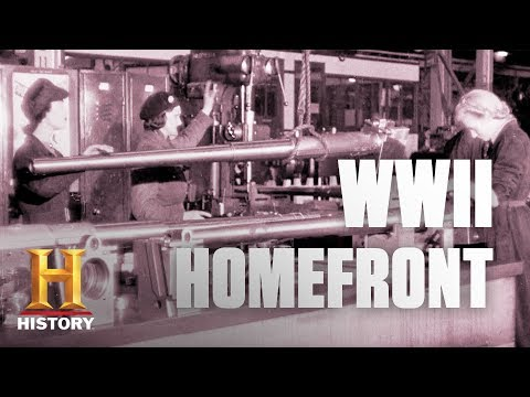 The U.S. Homefront During WWII | History