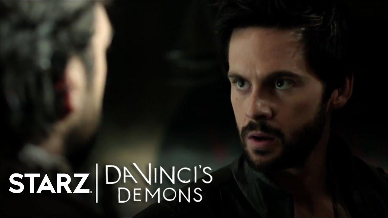 Download Da Vinci's Demons | Ep 202 Clip: Worse Things Than Riario | STARZ