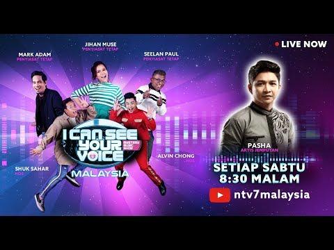 [LIVE] I Can See Your Voice Malaysia Minggu 13  bersama Pasha ! | #ICSYVMY