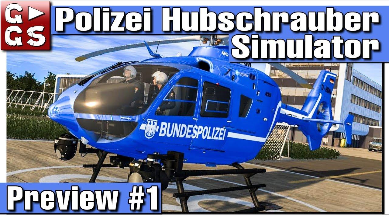 Polizei Hubschrauber Spiele