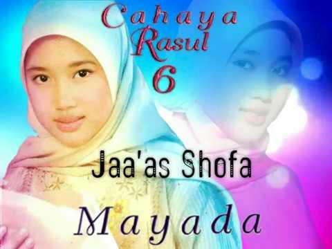 Lirik : Jaa'as Shofa (Mayada) Cahaya Rasul 6